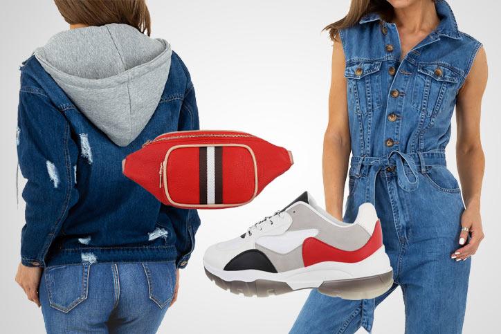 Denim Girl – Dein cooler Jeans-Style mit lässigen Denimartikeln zum günstigen Onlineinkaufspreis