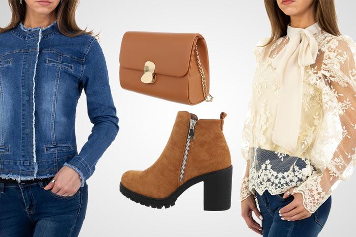 Denim Lady – Skinny Jeans günstig online kaufen und dann schick mit einer Jeansjacke kombinieren