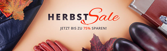 Bis -75 % | Satte Rabatte im Herbst-Sale 2020 abräumen