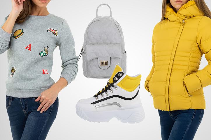 Smooth Casual – Dein legeres Winteroutfit mit stylischer Steppjacke zum günstigen Onlinepreis