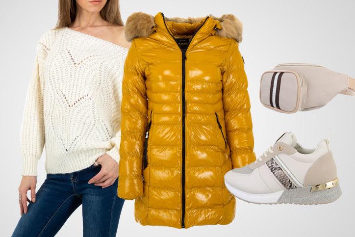 Winter Casual – Bestell Dir Deine Winterjacke günstig online und kombiniere sie dann richtig lässig