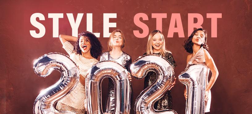 STYLE START | Die Wintermodetrends 2021 entdecken