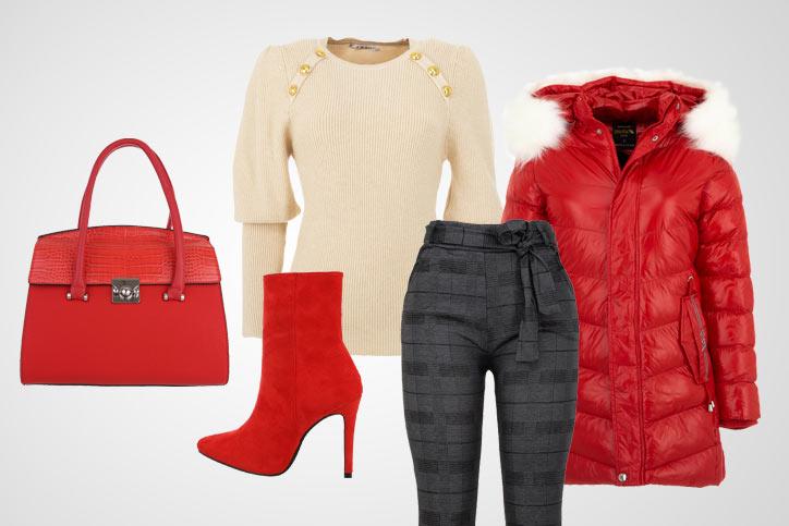 Fashion Lady – Dein schicker Winterlook 2021 mit High Heel Boots zum günstigen Onlinepreis