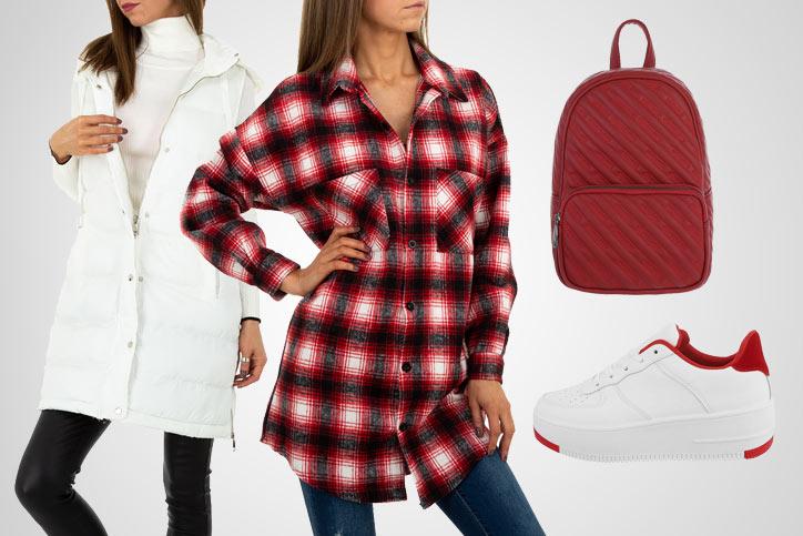 Backpack Casual – Dein lässiger Street Style mit kleinem Rucksack zum günstigen Onlinepreis