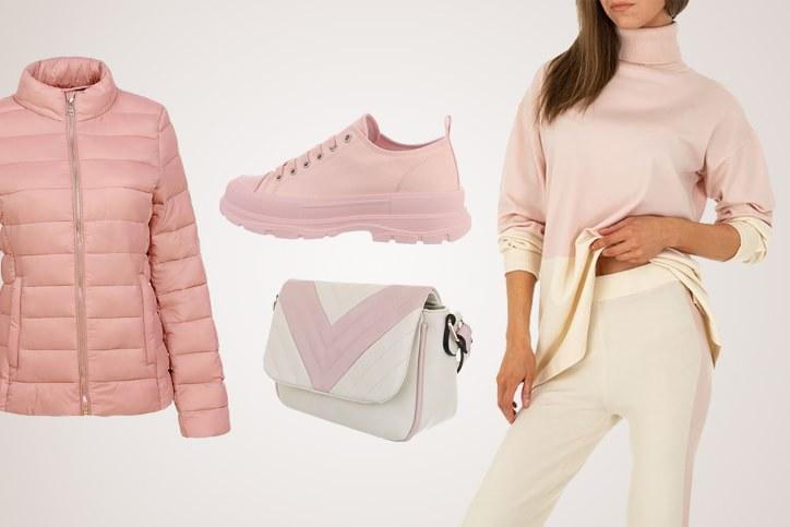 Sneaker Girl – Dein süßer Low-Top Sneaker Look in Rosa zum günstigen Onlineeinkaufspreis