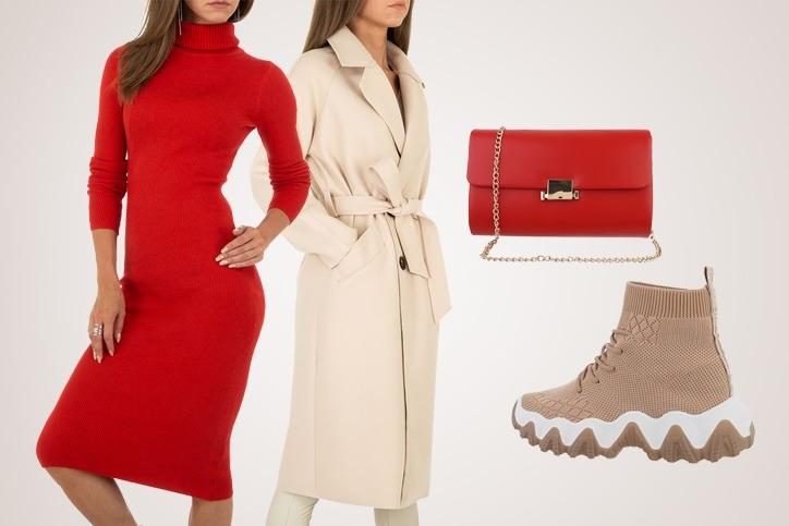 Sneaker Lady – Stylische High-Top Sneaker günstig online bestellen und richtig elegant kombinieren