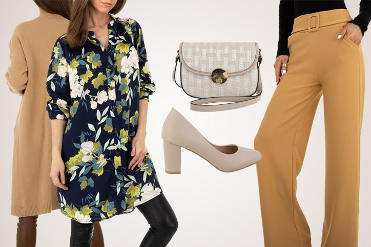Blouse Elegance – Dein elegantes Frühlingsoutfit mit Longbluse günstig online einkaufen