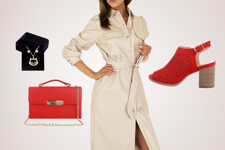 Red Bag Style – Diese elegante rote Abendtasche passt perfekt zu Deinem eleganten Summer Style