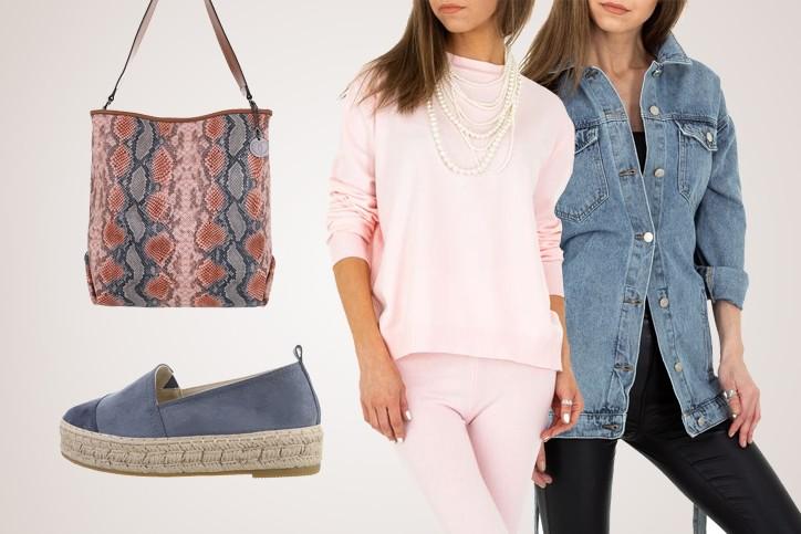 Slip On Casual – Slipper mit Plateau günstig shoppen und super lässig zum Trend-Outfit stylen