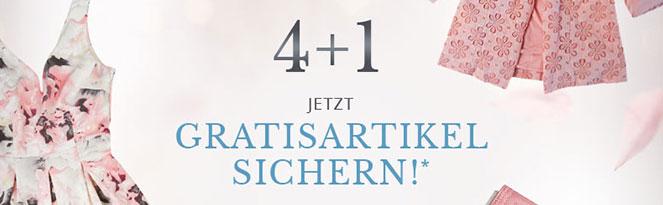 2+2=5 | Gratisartikel mit Gutscheincode