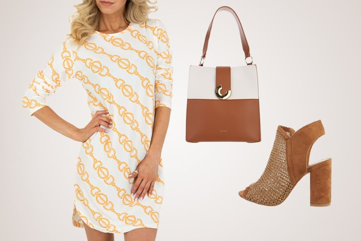 Paris Dress – Dein eleganter Sommerlook mit kurzem Kleid zum günstigen Onlineeinkaufspreis