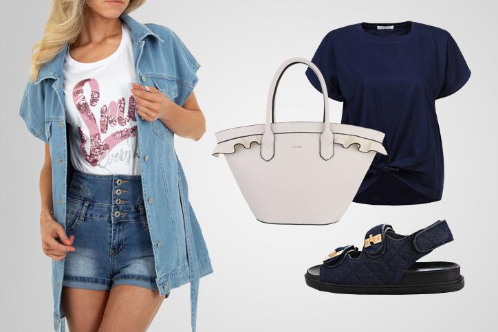 Denim Casual – Lässige Denim-Teile günstig shoppen und zum coolen Summer Look stylen