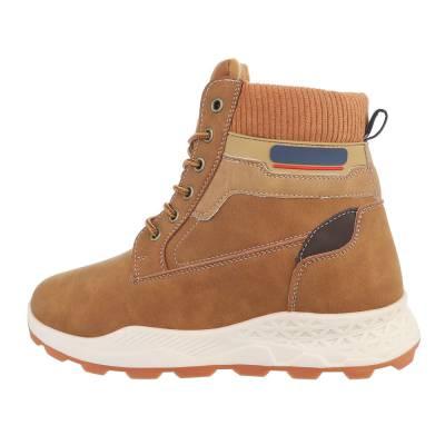 Sneakers für Herren in Camel