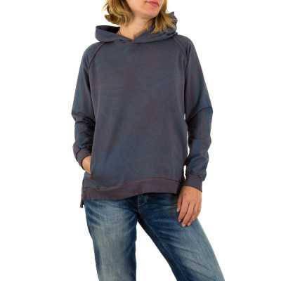 Sweatshirt für Damen in Lila