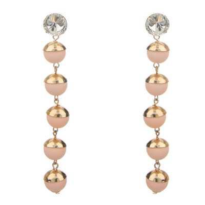 Ohrringe für Damen in Rosa