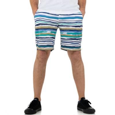 Shorts für Herren in Grün