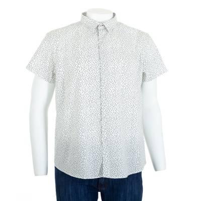 Hemd für Herren in Weiß