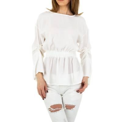 Bluse für Damen in Weiß