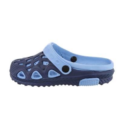 Sandalen für Herren in Blau