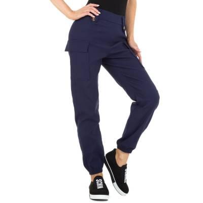 Boyfriend-Hose für Damen in Blau