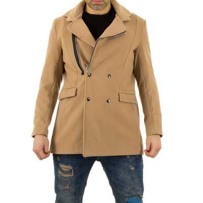 Jacke für Herren in Beige