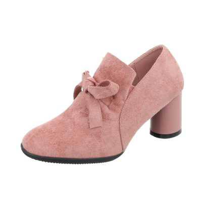 Ankle Boots für Damen in Rosa