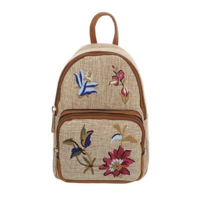 Kleine Damen Tasche Braun
