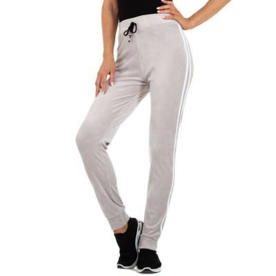 Jogginghose für Damen in Grau