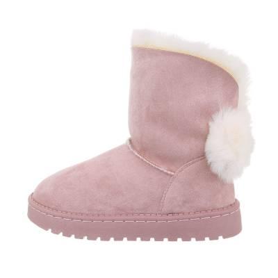 Stiefel für Kinder in Rosa