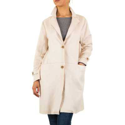 Trenchcoat für Damen in Beige