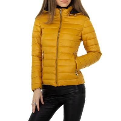 Übergangsjacke für Damen in Orange