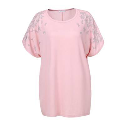 Tunika für Damen in Rosa