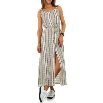 Sommerkleid für Damen in Grau