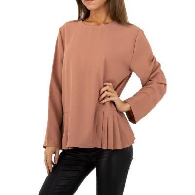 Blusenkleid für Damen in Rosa