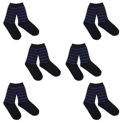 12 Paar Herren Socken Braun