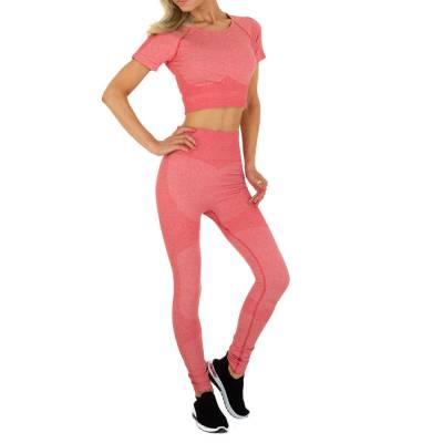 Jogging- & Freizeitanzug für Damen in Rosa
