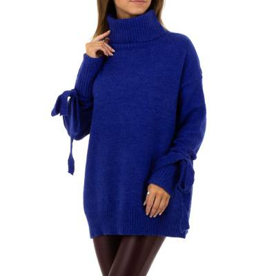 Pullover & Strick für Damen in Blau