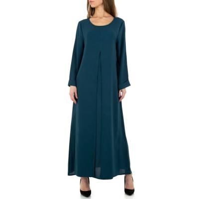 Maxikleid für Damen in Blau