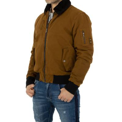 Jacke für Herren in Braun