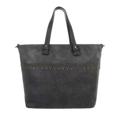 Shopper für Damen in Grau