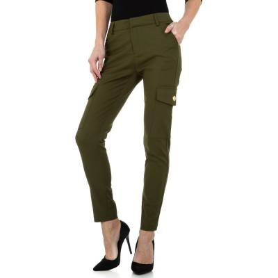 Chinos für Damen in Braun