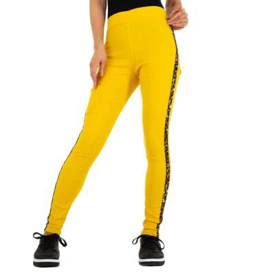 Jeggings für Damen in Gelb