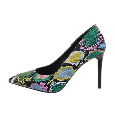 High Heel Pumps für Damen in Mehrfarbig