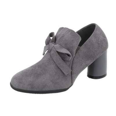 Ankle Boots für Damen in Grau
