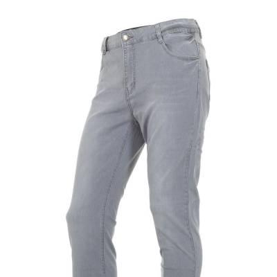 Hosen für Herren in Grau