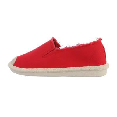 Slipper für Damen in Rot