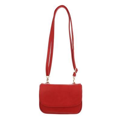 Sehr Kleine Damen Tasche Rot
