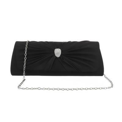 Abendtasche für Damen in Schwarz