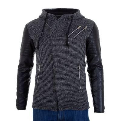 Pullover für Herren in Schwarz