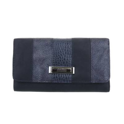 Geldbörse für Damen in Blau